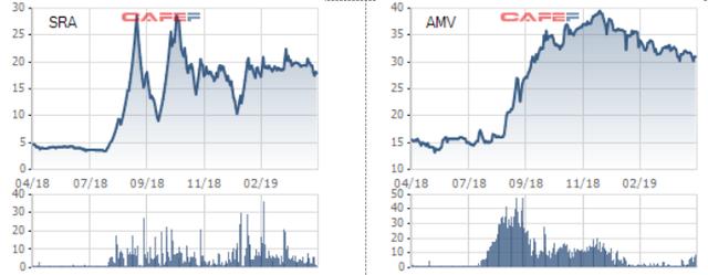 SRA, AMV tiếp tục cùng báo lãi cao trong quý 1/2019 - Ảnh 2.