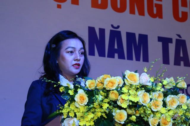 ĐHCĐ Sacombank: Mục tiêu lãi 2.650 tỷ, ông Dương Công Minh hứa không mua bất kỳ bđs nào của Sacombank - Ảnh 1.