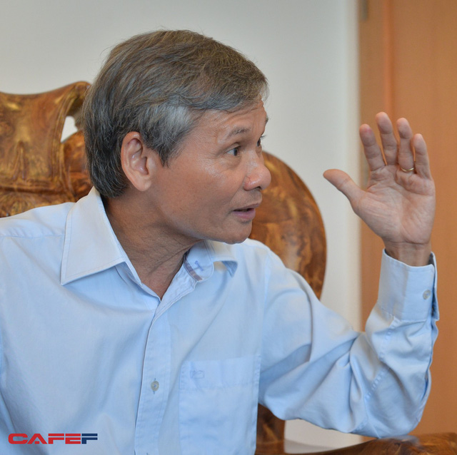 TS. Trương Văn Phước: Tôi không cho rằng khủng hoảng kinh tế sẽ xảy ra, thế giới ngày nay đã khôn ngoan hơn rất nhiều sau những va vấp - Ảnh 6.