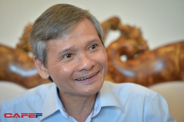 TS. Trương Văn Phước: Tôi không cho rằng khủng hoảng kinh tế sẽ xảy ra, thế giới ngày nay đã khôn ngoan hơn rất nhiều sau những va vấp - Ảnh 8.
