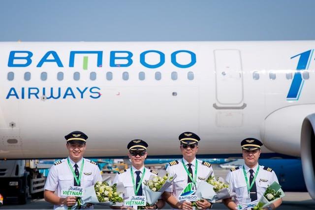 Bamboo Airways của tỷ phú Trịnh Văn Quyết bay thành công chuyến bay quốc tế đầu tiên - Ảnh 1.