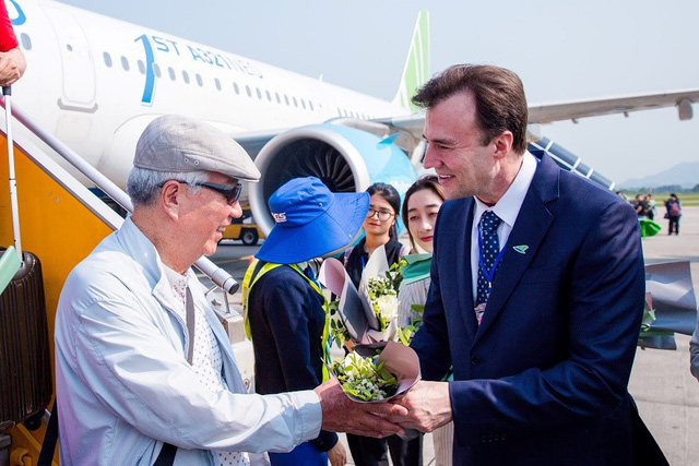 Bamboo Airways của tỷ phú Trịnh Văn Quyết bay thành công chuyến bay quốc tế đầu tiên - Ảnh 2.