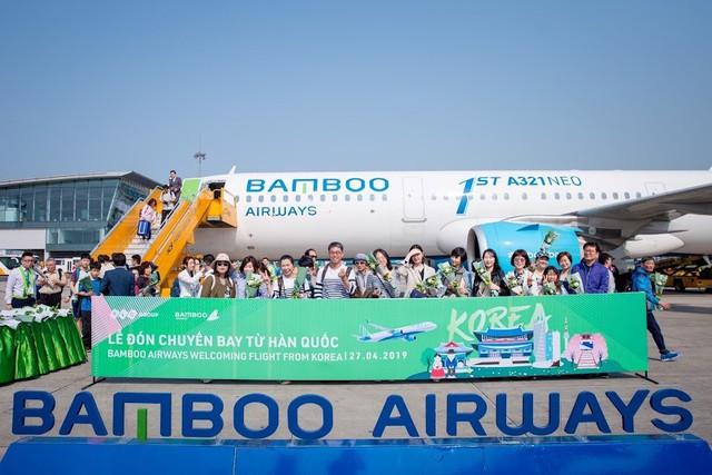 Bamboo Airways của tỷ phú Trịnh Văn Quyết bay thành công chuyến bay quốc tế đầu tiên - Ảnh 3.