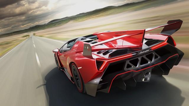 9 siêu xe Lamborghini có thiết kế độc đáo - Ảnh 2.