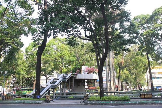 Khung cảnh yên ả ở Sài Gòn ngày đầu kỳ nghỉ lễ 30/4 và 1/5 - Ảnh 12.