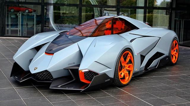 9 siêu xe Lamborghini có thiết kế độc đáo - Ảnh 3.