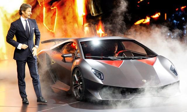 9 siêu xe Lamborghini có thiết kế độc đáo - Ảnh 4.