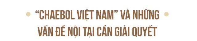 TS. Nguyễn Đình Cung nói gì về hệ quả của việc ưu tiên nguồn lực cho các chaebol Việt Nam? - Ảnh 4.