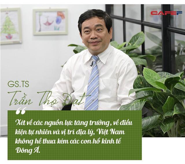 GS.TS Trần Thọ Đạt: Việt Nam có điều kiện và khả năng để duy trì tốc độ tăng trưởng 7-8% trong nhiều năm - Ảnh 5.
