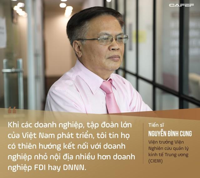 TS. Nguyễn Đình Cung nói gì về hệ quả của việc ưu tiên nguồn lực cho các chaebol Việt Nam? - Ảnh 5.