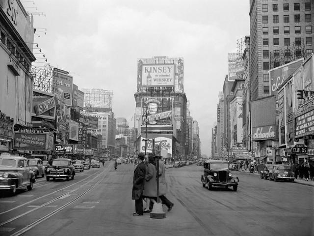 Chùm ảnh ngày ấy - bây giờ của những địa điểm hot nhất New York: Dù là ngày xưa hay bây giờ thì thành phố này vẫn luôn đẹp và hào nhoáng - Ảnh 11.