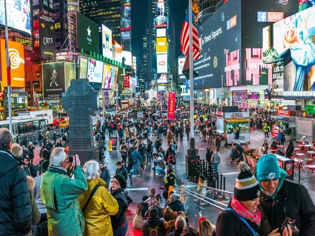 Chùm ảnh ngày ấy - bây giờ của những địa điểm hot nhất New York: Dù là ngày xưa hay bây giờ thì thành phố này vẫn luôn đẹp và hào nhoáng - Ảnh 12.