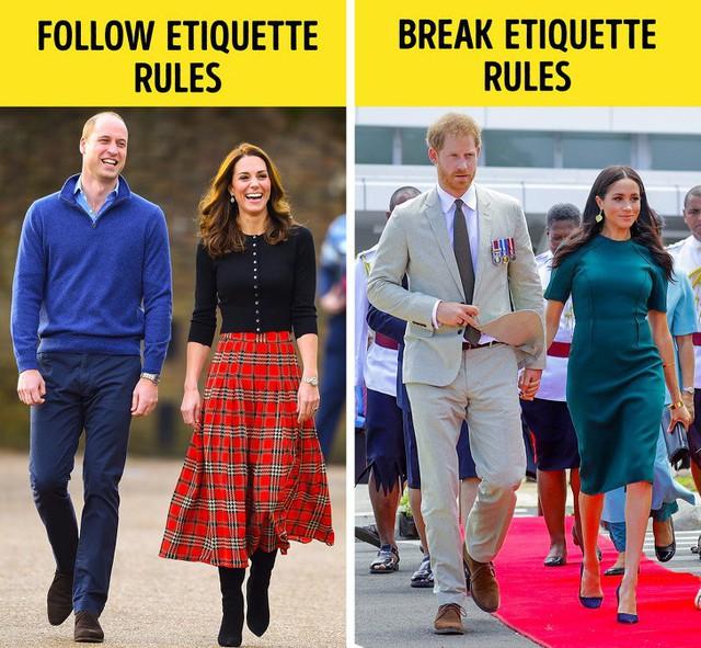 5 quy tắc khác thường nhưng giúp giải đáp nhiều thắc mắc của công chúng về hoàng gia Anh - Ảnh 1.