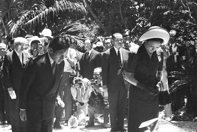 Hành trình 85 năm đi cùng nước Nhật của Nhật hoàng Akihito - Ảnh 14.