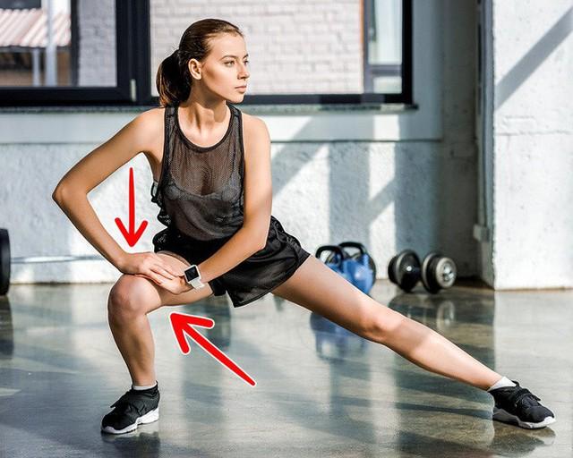 Dù nghỉ lễ cũng đừng tiếc 5 phút mỗi ngày tập 5 bài tập sau để giảm mỡ đùi, làm thon nuột đôi chân - Ảnh 5.