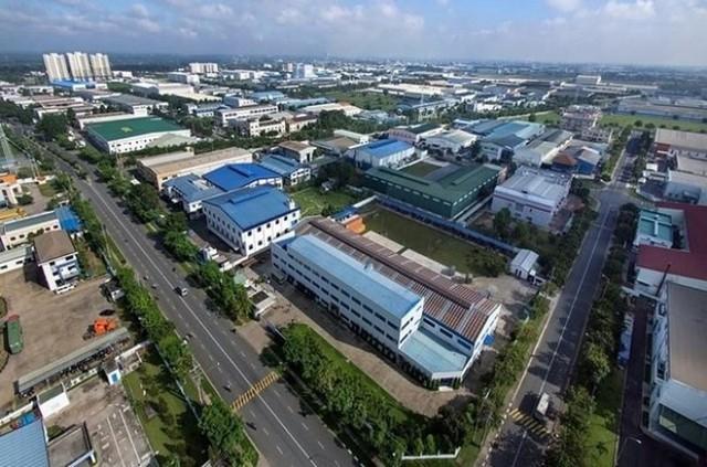 Làn sóng đầu tư vào bất động sản khu công nghiệp - Ảnh 1.