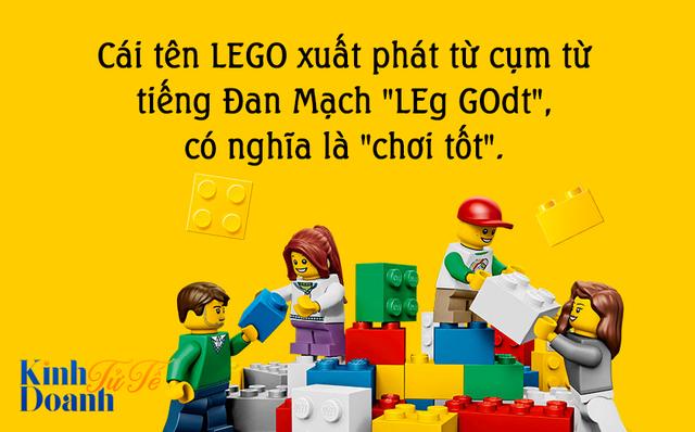 """LEGO – """"Vệ sĩ"""" của trẻ em trên toàn thế giới - Ảnh 3."""