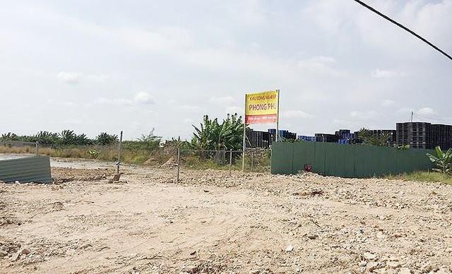Chính thức thanh tra dự án khu công nghiệp Phong Phú - Ảnh 1.