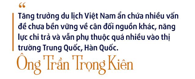 Chủ tịch Thiên Minh Group: Chi trả thấp không phải là bản chất của khách du lịch Trung Quốc, chỉ có khách đến Việt Nam mới thuộc phân khúc thấp! - Ảnh 3.