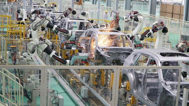 Thaco và VinFast nhìn từ bài học phát triển công nghiệp ô tô của Detroit châu Á và chaebol lớn thứ hai Hàn Quốc - Ảnh 4.