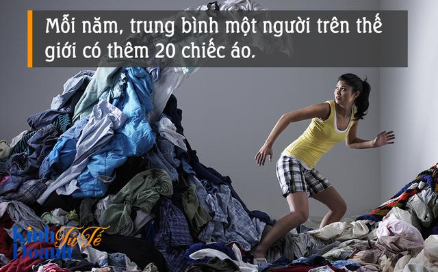 Quyết tâm chống ô nhiễm trắng, doanh nhân Việt sáng tạo vải tái chế mới, mở thương hiệu thời trang hạng sang  trên đất Mỹ - Ảnh 1.