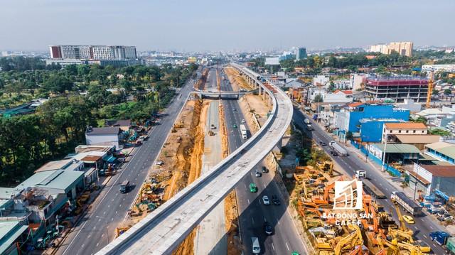 Sẽ triển khai xây dựng hàng loạt cao tốc, đường vành đai nghìn tỷ kết nối TP.HCM với các tỉnh lân cận - Ảnh 1.