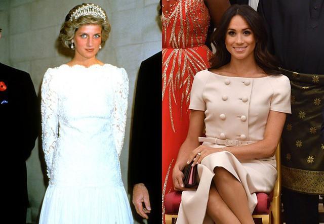 Tuyên bố mới gây sốc: Nữ hoàng Anh cấm Meghan sử dụng đồ trang sức của Công nương Diana quá cố nhưng Kate thì được phép vì lý do bất ngờ này - Ảnh 2.
