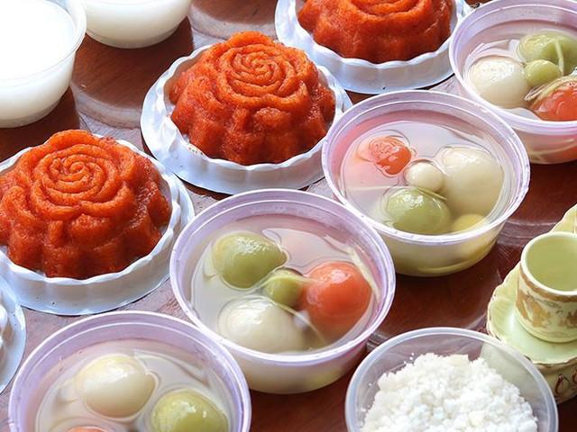 Xôi trong ẩm thực Việt: là bữa sáng ăn vội, cũng là món ăn chứng kiến từng cột mốc đời người - Ảnh 3.