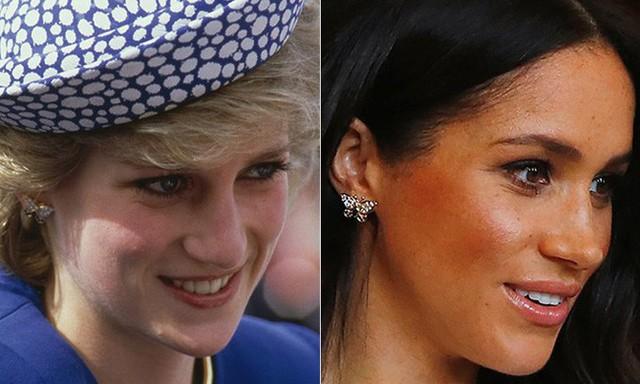 Tuyên bố mới gây sốc: Nữ hoàng Anh cấm Meghan sử dụng đồ trang sức của Công nương Diana quá cố nhưng Kate thì được phép vì lý do bất ngờ này - Ảnh 3.