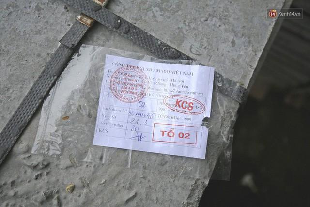 Hơn 100 tuyến phố tại Hà Nội đang được lát gạch bê tông vân đá - Ảnh 3.