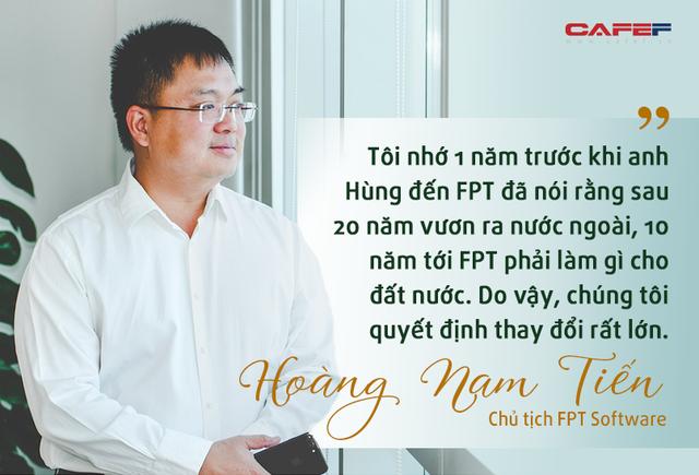 Lời trách của Bộ trưởng Nguyễn Mạnh Hùng về kiếp gia công và trần tình của ông Hoàng Nam Tiến - Ảnh 3.