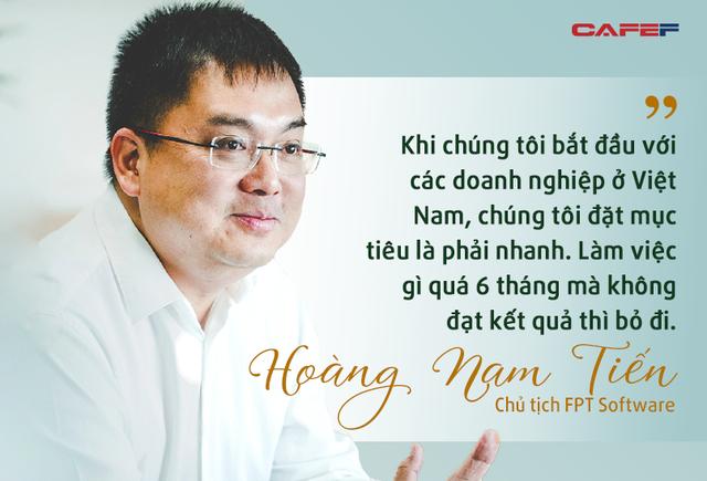 Lời trách của Bộ trưởng Nguyễn Mạnh Hùng về kiếp gia công và trần tình của ông Hoàng Nam Tiến - Ảnh 2.