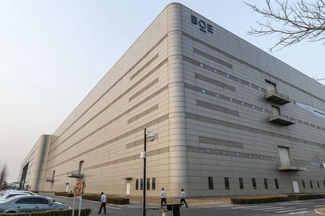 BOE Technology - từ nhà máy hấp hối đến biểu tượng công nghệ của Trung Quốc - Ảnh 1.