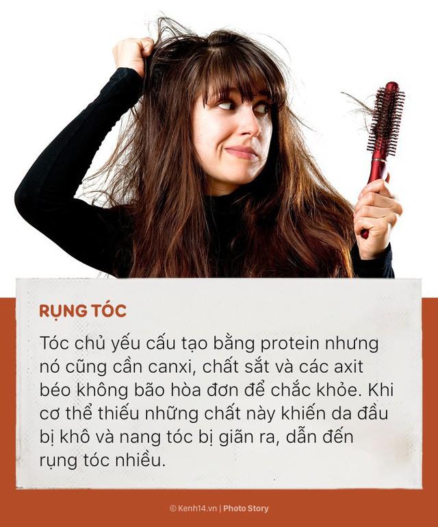 Bỏ bữa, ăn không đủ lại có những tác hại nguy hiểm tới sức khoẻ như thế này - Ảnh 5.