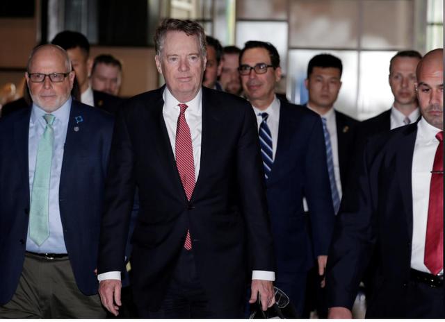 Mỹ, Trung Quốc đàm phán gì trong tuần qua? - Ảnh 1.