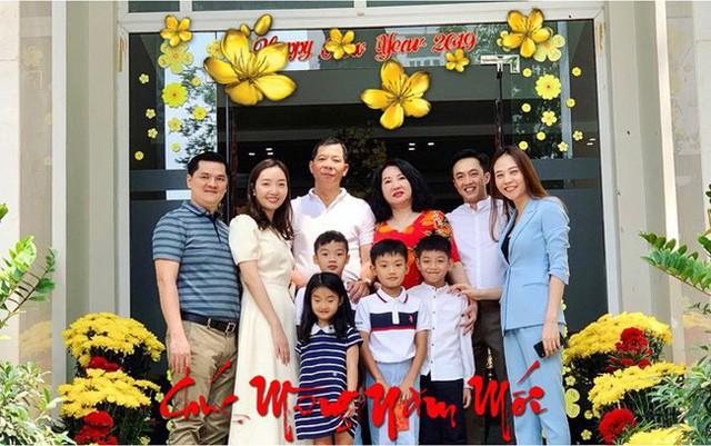 Doanh nhân Nguyễn Quốc Cường chính thức tiết lộ ảnh cưới với Đàm Thu Trang cùng lời nhắn gửi cực tình cảm - Ảnh 3.