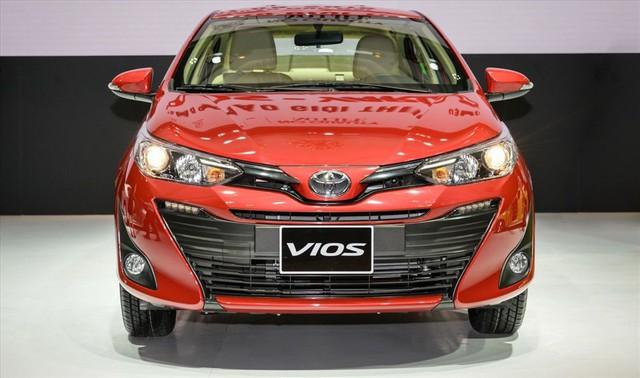 Loạt xe ô tô mới giá tầm 500 triệu đồng ở Việt Nam - Ảnh 1.