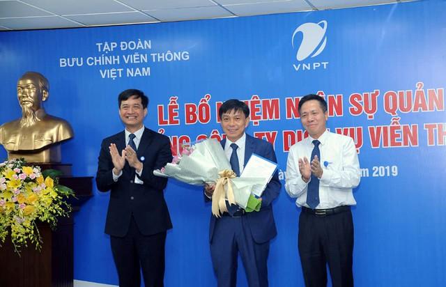 Ông Nguyễn Nam Long được bổ nhiệm Tổng Giám đốc VNPT-VinaPhone - Ảnh 1.