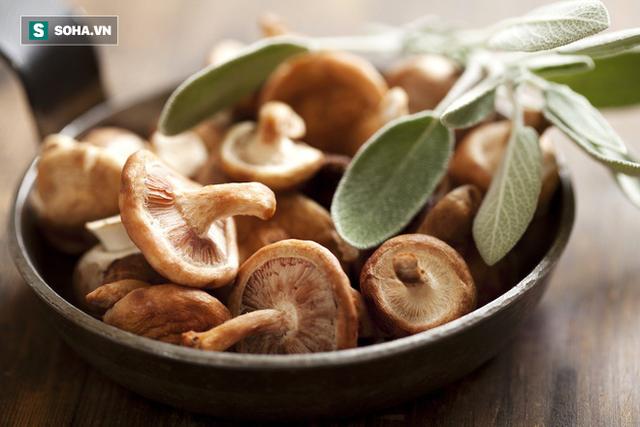 Nấm hương tươi và khô, loại nào bổ dưỡng hơn: Chuyên gia dinh dưỡng giải đáp bất ngờ - Ảnh 1.