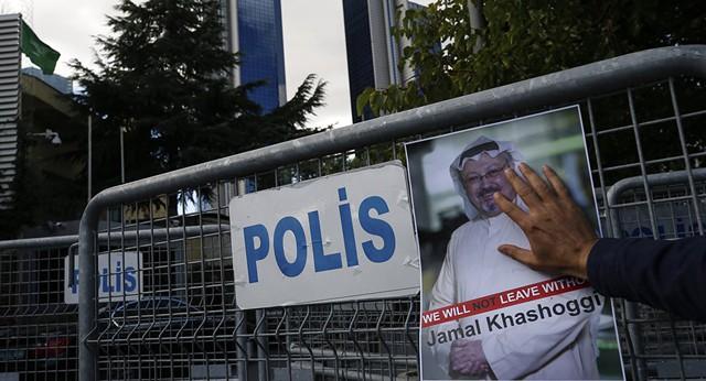 Mỹ trừng phạt 16 công dân Ả Rập Xê Út liên quan vụ sát hại nhà báo Khashoggi - Ảnh 1.