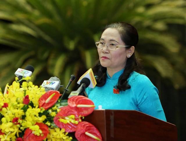 Chân dung tân Chủ tịch HĐND Thành phố Hồ Chí Minh Nguyễn Thị Lệ - Ảnh 4.