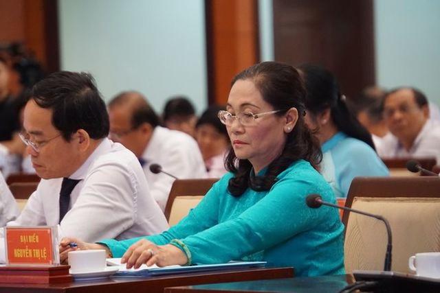 Chân dung tân Chủ tịch HĐND Thành phố Hồ Chí Minh Nguyễn Thị Lệ - Ảnh 5.