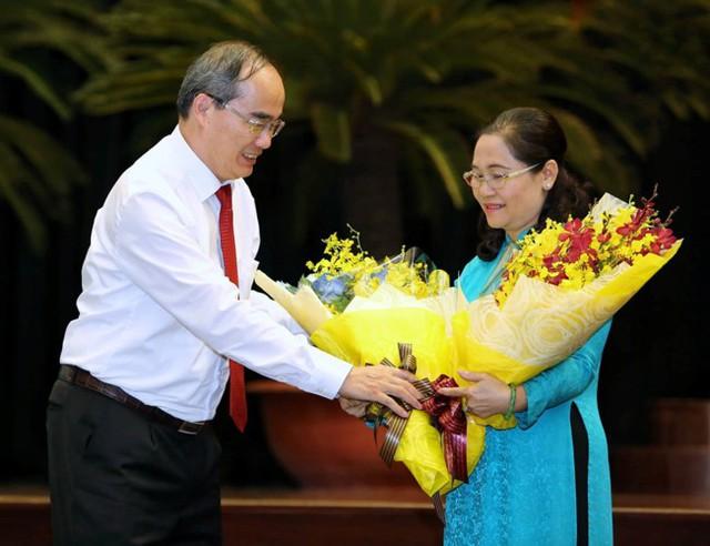 Chân dung tân Chủ tịch HĐND Thành phố Hồ Chí Minh Nguyễn Thị Lệ - Ảnh 6.