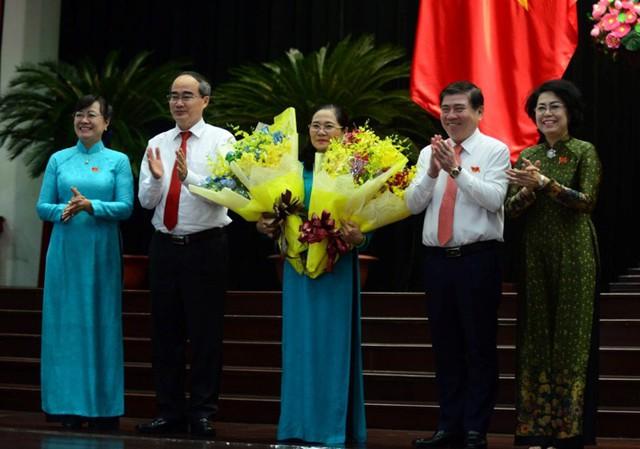 Chân dung tân Chủ tịch HĐND Thành phố Hồ Chí Minh Nguyễn Thị Lệ - Ảnh 7.