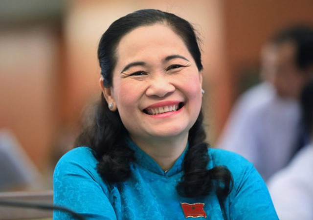 Chân dung tân Chủ tịch HĐND Thành phố Hồ Chí Minh Nguyễn Thị Lệ - Ảnh 8.