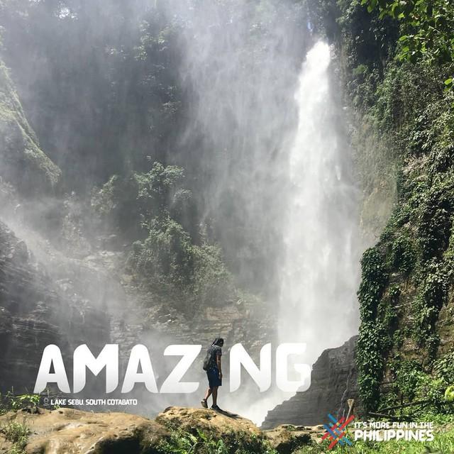 """Dân mạng """"rùng mình"""" với trải nghiệm treo người lửng lơ vượt các con thác cao nhất châu Á, liệu bạn có dám thử? - Ảnh 13."""