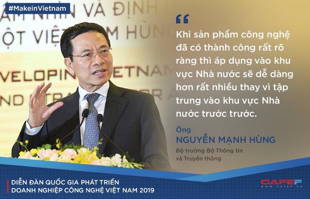 Bộ trưởng Nguyễn Mạnh Hùng: Công nghệ mới nhất mà anh em doanh nghiệp muốn làm nên tìm đến Điện Biên! - Ảnh 2.