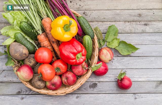 Sang tuổi trung niên trở đi, hãy áp dụng chế độ ăn uống 10 cần: Ai cũng nên sớm áp dụng - Ảnh 2.