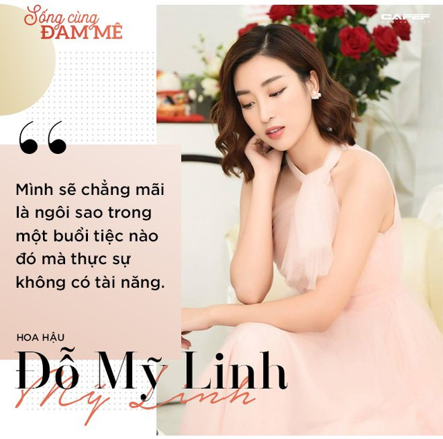 """Hoa hậu Đỗ Mỹ Linh: """"Chưa một giờ tôi dám lơ là việc phát triển bản thân, chưa một ngày tôi cho phép mình lười biếng"""" - Ảnh 11."""
