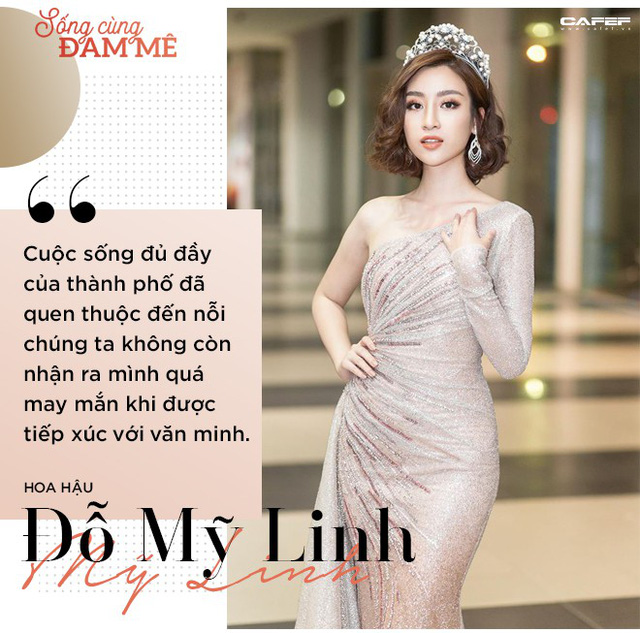 """Hoa hậu Đỗ Mỹ Linh: """"Chưa một giờ tôi dám lơ là việc phát triển bản thân, chưa một ngày tôi cho phép mình lười biếng"""" - Ảnh 2."""